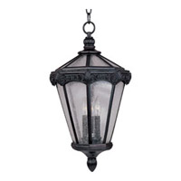 Maxim Lighting Essex VX 3 Light Outdoor Hanging Lantern in Oriental Bronze 40261CDOB