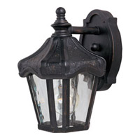 Maxim Lighting Garden VX 1 Light Outdoor Wall Mount in Oriental Bronze 40268WGOB