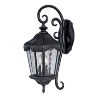 Maxim Lighting Garden VX 3 Light Outdoor Wall Mount in Oriental Bronze 40274WGOB