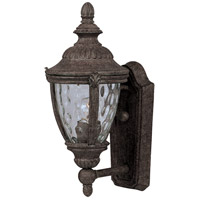 Maxim 40283WGET Morrow Bay VX 1 Light 14 inch Earth Tone Outdoor Wall Mount
