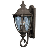 Maxim Lighting Morrow Bay VX 3 Light Outdoor Wall Mount in Earth Tone 40285WGET