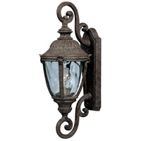 Maxim 40287WGET Morrow Bay VX 1 Light 22 inch Earth Tone Outdoor Wall Mount