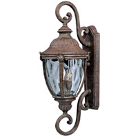 Maxim Lighting Morrow Bay VX 3 Light Outdoor Wall Mount in Earth Tone 40289WGET