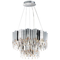 Maxim 40305BCPC Paramount LED 24 inch Polished Chrome Chandelier Ceiling Light