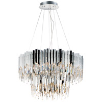 Maxim 40306BCPC Paramount LED 30 inch Polished Chrome Chandelier Ceiling Light