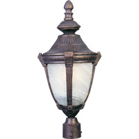 Maxim Lighting Wakefield 1 Light Outdoor Pole/Post Lantern in Empire Bronze 4030MREB