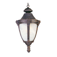 Maxim Lighting Wakefield 1 Light Outdoor Hanging Lantern in Empire Bronze 4038MREB