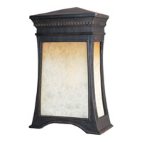 Maxim Lighting Southport VX 2 Light Outdoor Wall Mount in Artesian Bronze 40395LTAT
