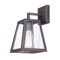 Maxim 4060CLOI Pasadena 1 Light 12 inch Oil Rubbed Bronze Outdoor Wall Sconce
