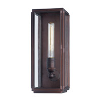 Maxim 4066CLOI Pasadena 1 Light 14 inch Oil Rubbed Bronze Outdoor Wall Sconce photo thumbnail