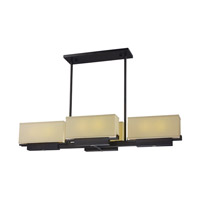 Maxim 43664LNDBZ Esquire LED 47 inch Dark Bronze Linear Pendant Ceiling Light