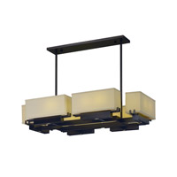 Maxim 43668LNDBZ Esquire LED 41 inch Dark Bronze Linear Pendant Ceiling Light
