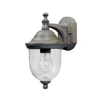 Maxim Lighting Signature 1 Light Outdoor Wall Mount in Pewter 4662CDPE
