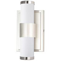 Maxim 52112WTSN Optic LED 14 inch Satin Nickel Bath Vanity Wall Light