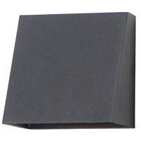 Maxim 52120BK Pathfinder LED 6 inch Black Outdoor Wall Mount