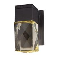 Maxim 53487BCTE Holmby Hills LED 10 inch Texture Ebony Outdoor Wall Lantern