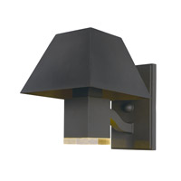 Maxim 53512CLBK Pavilion LED 9 inch Black Outdoor Wall Lantern
