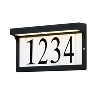 Maxim 53610BK Address Black Address Light Frame
