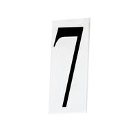 Maxim 53617WT Address White Address Number Tile
