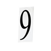 Maxim 53619WT Address White Address Number Tile