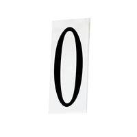 Maxim 53620WT Address White Address Number Tile