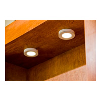 Maxim Lighting CounterMax MX-LD-D 1 Light Under Cabinet Disc in White 53860WT alternative photo thumbnail