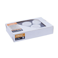 CounterMax MX-LD-KIT LED 3 inch White Under Cabinet Lighting