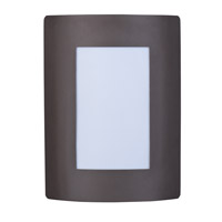 View LED LED 8 inch Bronze Wall Sconce Wall Light