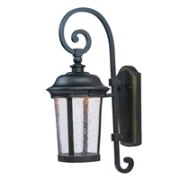 Dover LED LED 21 inch Bronze Outdoor Wall Mount