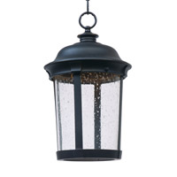 Maxim Dover LED 1 Light Outdoor Hanging Lantern in Bronze 55029CDBZ