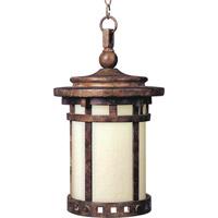 Maxim 55038MOSE Santa Barbara LED LED 9 inch Sienna Outdoor Hanging Lantern