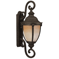 Morrow Bay LED LED 27 inch Earth Tone Outdoor Wall Mount