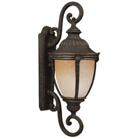 Morrow Bay LED LED 33 inch Earth Tone Outdoor Wall Mount