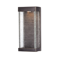 Maxim 55226CLBZ Stackhouse VX LED 16 inch Bronze Outdoor Wall Mount