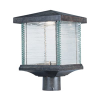 Maxim 55735CLET Triumph LED 15 inch Earth Tone Outdoor Pole/Post Mount
