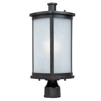 Maxim 55750FSBZ Terace LED LED 19 inch Bronze Outdoor Pole/Post Mount