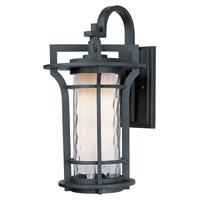Maxim 55785WGBO Oakville LED LED 18 inch Black Oxide Outdoor Wall Mount