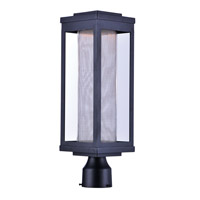 Maxim 55900MSCBK Salon LED 20 inch Black Outdoor Pole/Post Mount