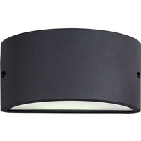 Maxim 56197WTABZ Zenith LED E26 LED 5 inch Architectural Bronze Outdoor Wall Mount