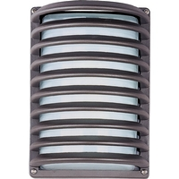 Maxim 56222WTABZ Zenith LED E26 LED 12 inch Architectural Bronze Outdoor Wall Mount