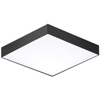 Maxim 57665WTBK Trim LED 5 inch Black Flush Mount Ceiling Light