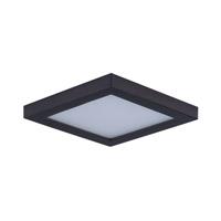 Maxim 57720WTBZ Wafer LED 5 inch Bronze Flush Mount Ceiling Light
