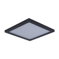 Maxim 57724WTBZ Wafer LED LED 9 inch Bronze Flush Mount Ceiling Light