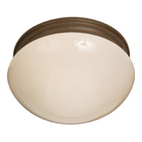 Maxim Lighting Signature 2 Light Flush Mount in Country Stone 5881WTCS photo thumbnail