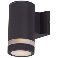 Maxim Lighting Lightray 1 Light Wall Sconce in Architectural Bronze 6110ABZ