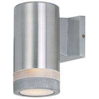 Maxim Lighting Lightray 1 Light Wall Sconce in Brushed Aluminum 6110AL