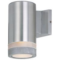 Maxim 6110AL Lightray 1 Light 4 inch Brushed Aluminum Wall Sconce Wall Light