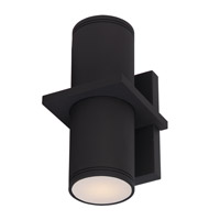 Maxim Lighting Lightray 2 Light Wall Sconce in Architectural Bronze 6115ABZ