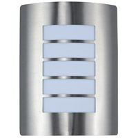 Maxim 64331WTSST View LED 11 inch Stainless Steel Outdoor Wall Sconce