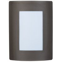 View LED 11 inch Bronze Outdoor Wall Sconce